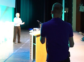 European SharePoint, Office 365 & Azure Conference from a Speaker Perspective