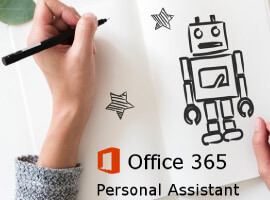 Building your personal Office 365 assistant
